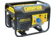 Champion CPG3500 Portable Petrol Generator 2800 Watt